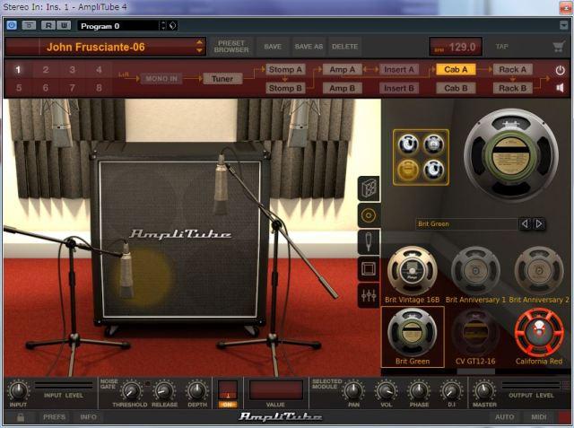 IK Multimedia Amplitube 4 John-speaker02