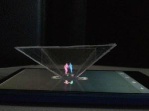 3Dダンス