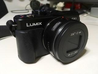 自動開閉式レンズキャップ「JJC Z-P14-42 Z-CAP」