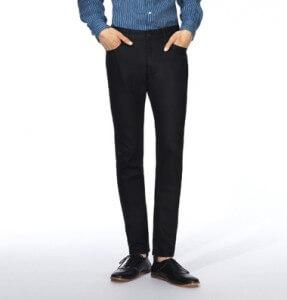 ユニクロ セール テーパードジーンズ メンズ おしゃれ 狙い目アイテム