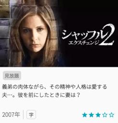 映画シャッフル2 -エクスチェンジ-の見どころと画像
