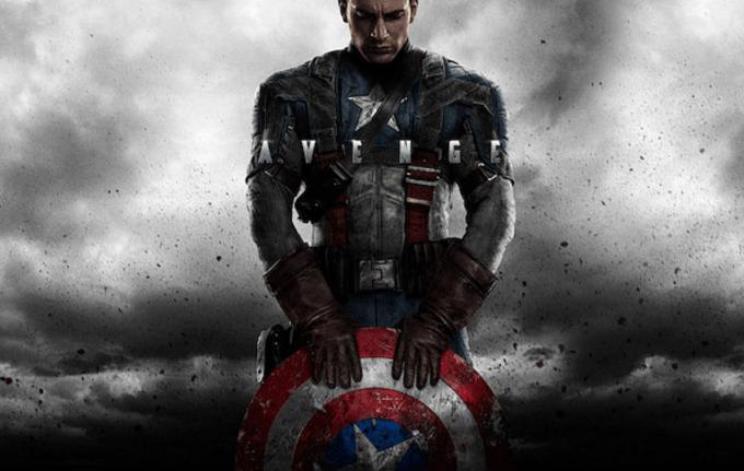 キャプテンアメリカの画像