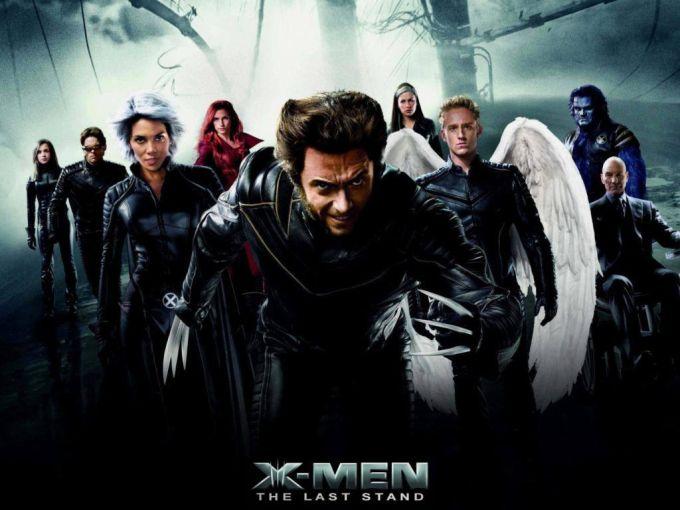 X-MEN映画シリーズ3作目ファイナルディシジョンのキャストと画像
