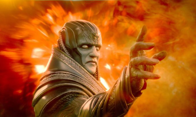 X-menを時系列順で見たときのボス、アポカリプスの画像