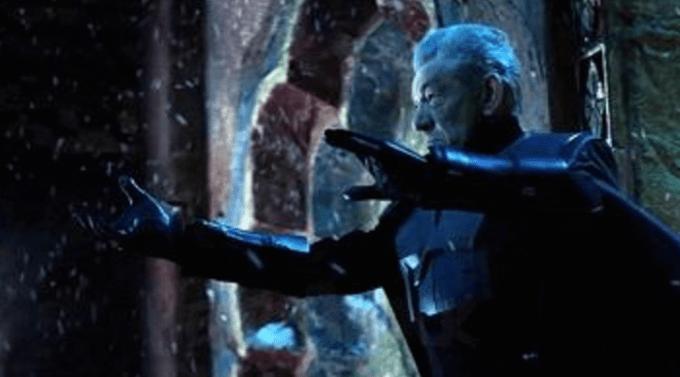 X-MENフューチャー&パストでなぜか能力が復活しているマグニートー