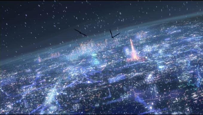 新海誠の映画で使われているリアルで美しい風景