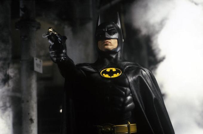 ティム・バートン監督映画バットマンの登場人物の画像