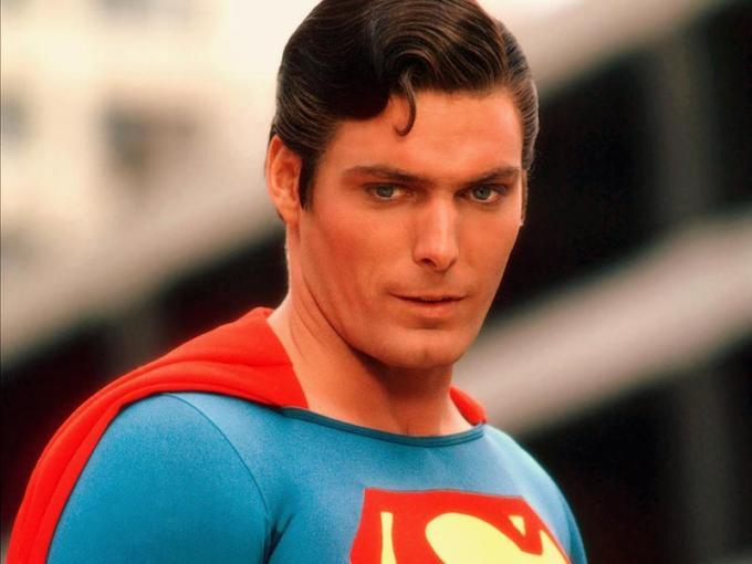 3代目スーパーマン映画クリストファー・リーヴの画像