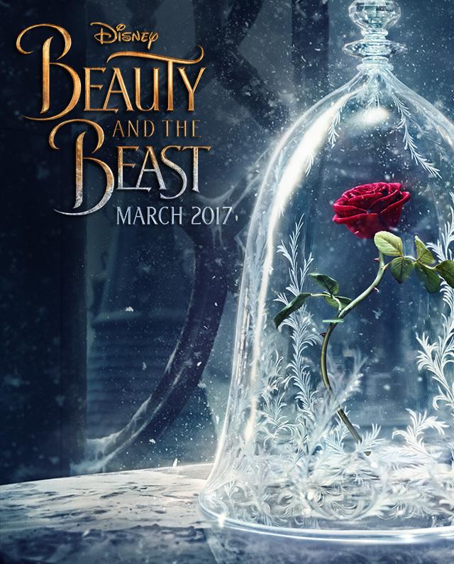 2017年公開予定の映画『美女と野獣』の画像