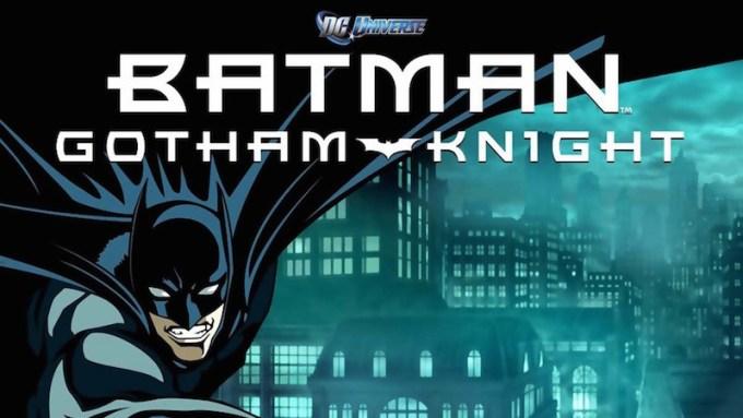 DCコミックスの人気アニメ作品バットマン:ゴッサムナイトの画像