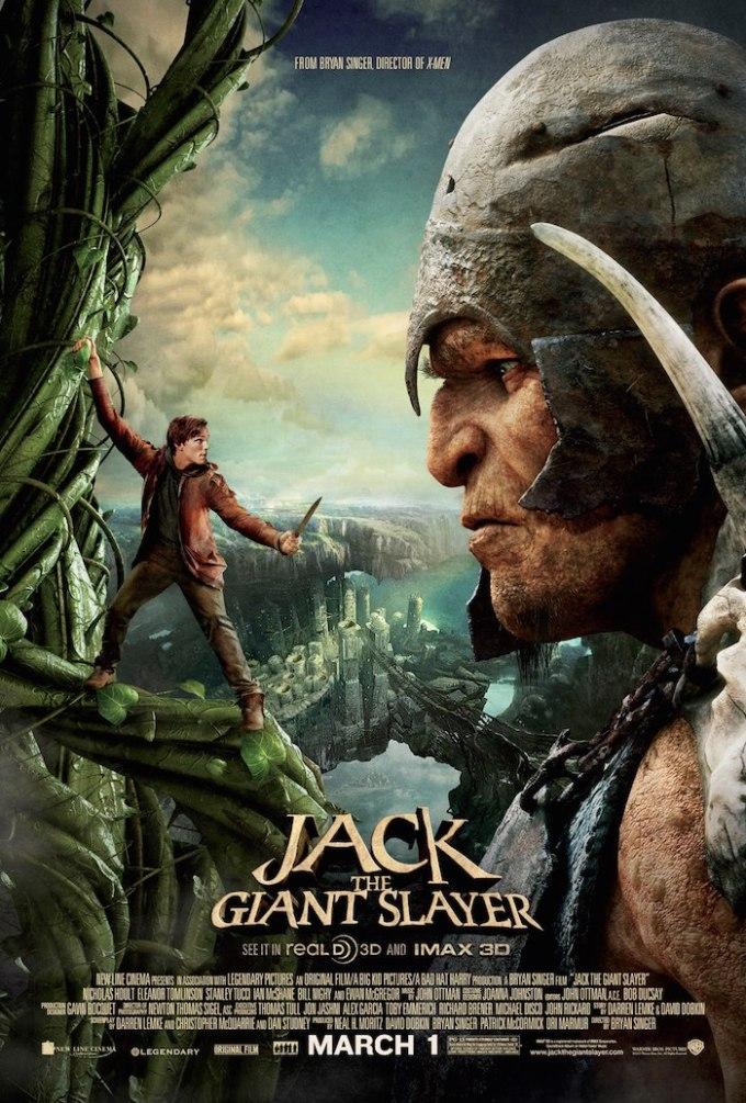ファンタジー映画『ジャックと天空の巨人』の登場人物と画像