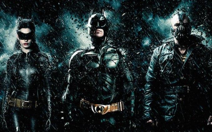 DCコミックス映画バットマン三部作『バットマン ビギンズ』『ダークナイト』『ダークナイト ライジング 』の登場人物と画像