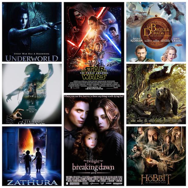 ファンタジー映画中級者以上におすすめの名作8作品の画像