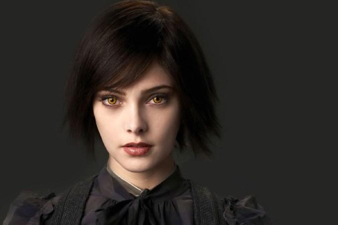 映画『トワイライト』の登場人物アリスの画像