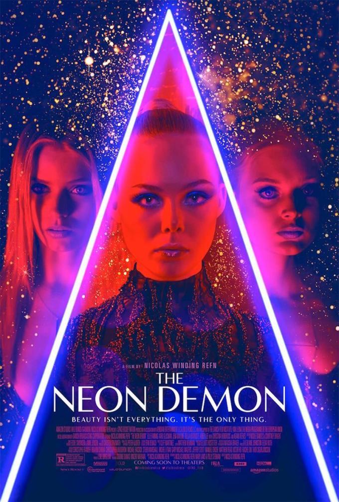 2017年公開予定の映画『ネオン・デーモン』の画像