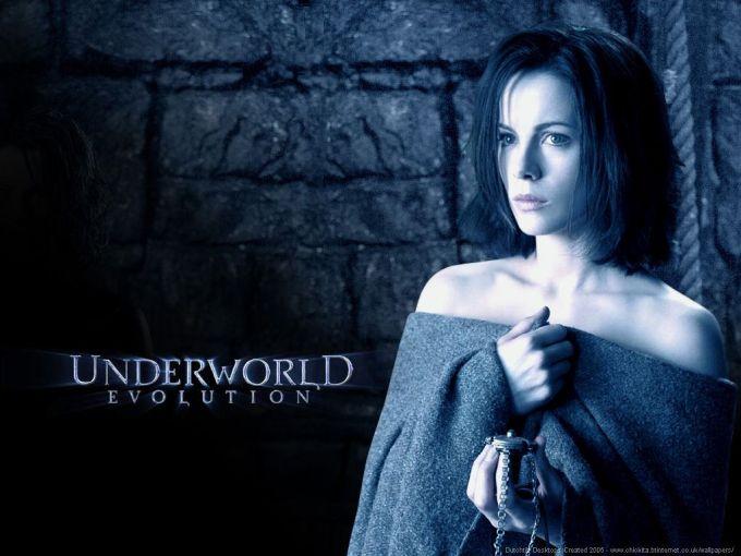 映画アンダーワールドの登場人物セリーンの画像