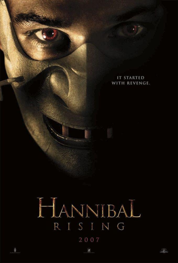羊たちの沈黙・ハンニバルシリーズ4作目『ハンニバル・ライジング』の登場人物と画像