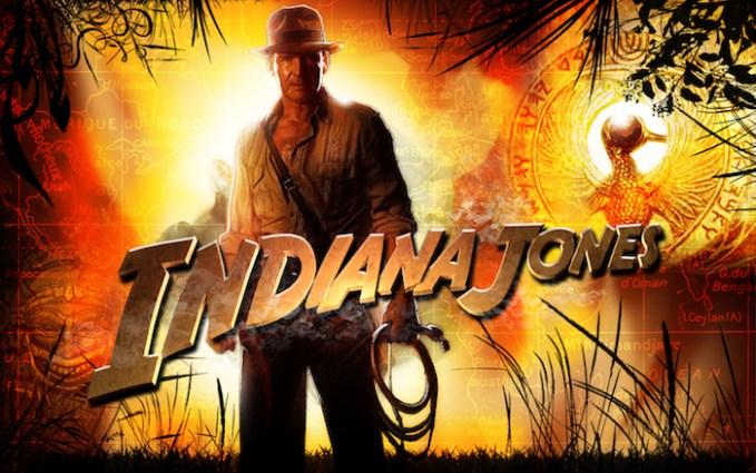 インディ・ジョーンズ映画シリーズの主人公の画像