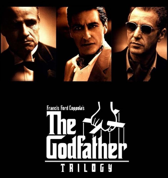 映画ゴッドファーザーシリーズ三部作の登場人物の画像