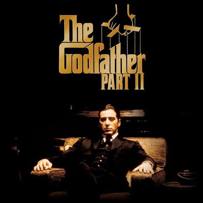 映画『ゴッドファーザーPART II』の登場人物と画像