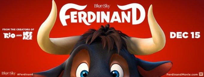 ブルースカイ・スタジオ最新映画『フェルディナンド』の登場キャラクターの画像