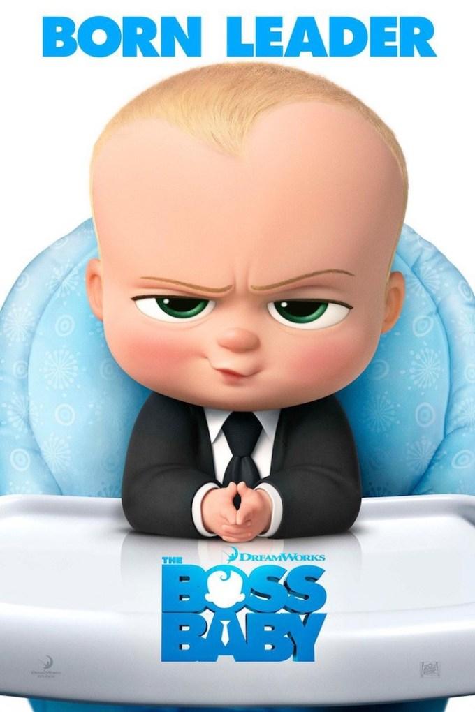 ドリームワークス・アニメーション映画『ザ・ボス・ベイビー』の登場人物の画像