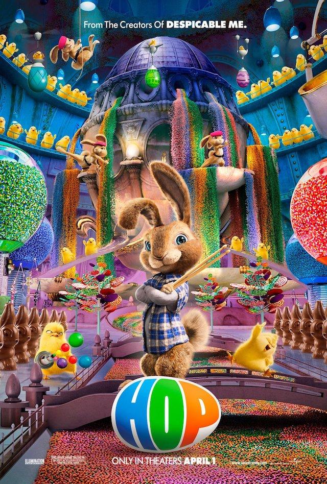 イルミネーション・エンターテイメント映画『イースターラビットのキャンディ工場』の登場キャラクターの画像