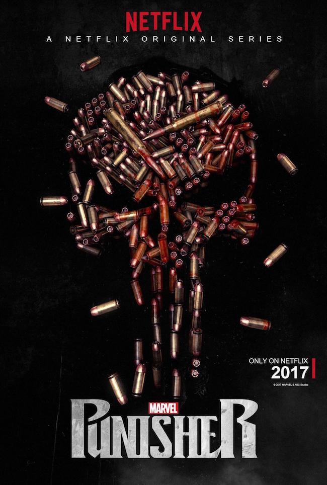 アベンジャーズシリーズ9作目ドラマ『Marvel ザ・パニッシャー』の画像