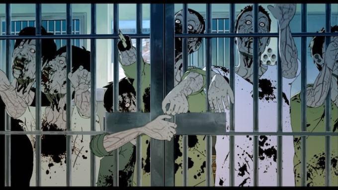 『ソウル・ステーション/パンデミック』のゾンビ画像