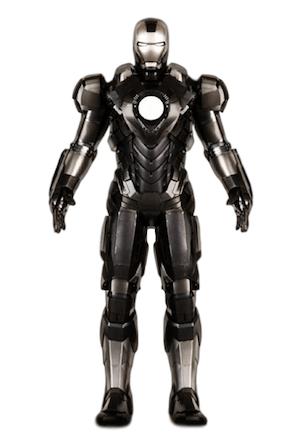 アイアンマンのアーマースーツ「マーク18」の画像