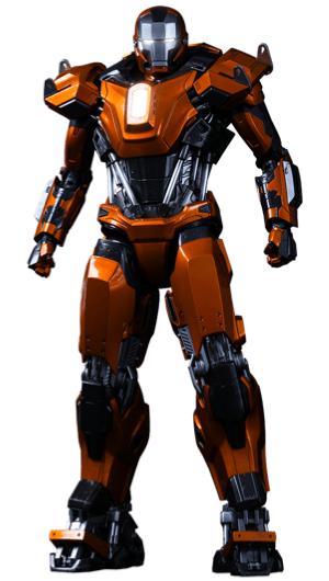 アイアンマンのアーマースーツ「マーク36」の画像