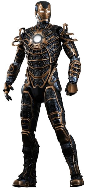 アイアンマンのアーマースーツ「マーク41」の画像
