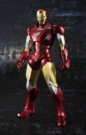 アイアンマンのアーマースーツ「マーク6」の画像