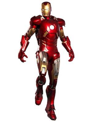 アイアンマンのアーマースーツ「マーク7」の画像