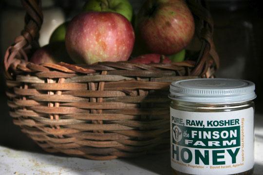 Finson Farm Honey at Ten Apple Farm