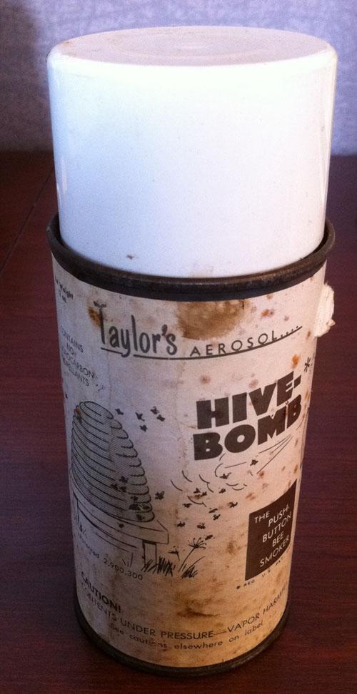 Taylor's Aerosol Hive Bomb