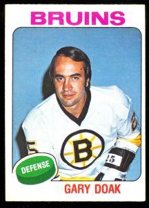 1975-76 O-PEE-CHEE Card #358 Gary Doak