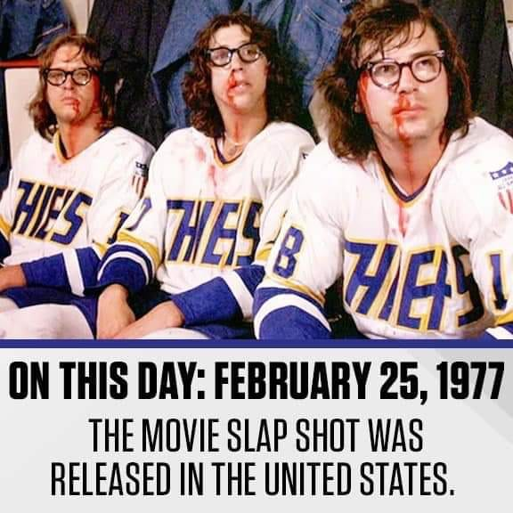Slap Shot at 42