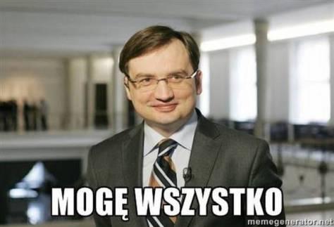 Zbigniew Ziobro kończy dziś 50 lat! Zobacz najlepsze memy z ministrem  sprawiedliwości! - wiadomosci.com