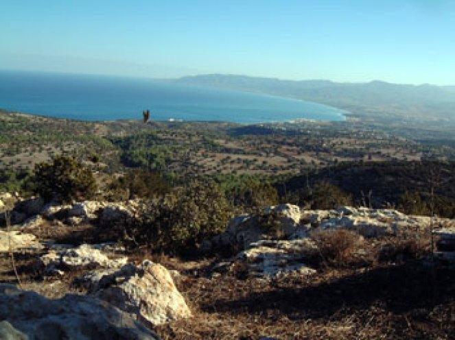 Aussicht Zypern