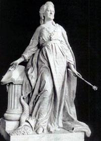 Шубин Ф.И. Екатерина II — законодательница