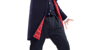 Doctor Who 12th Doctor Outfit Costume Peter Capaldi Official Final