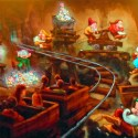 Seven Dwarfs Mine Train / Walt Disney World