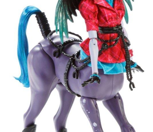 Monster High 2014 Freaky Fusion Avea Trotter