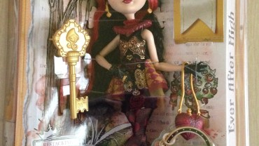 EAH Lizzie Hearts Ever After High