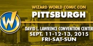 Wizard World Pittsburgh 2015