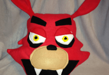 FNAF Five Nights at Freddy's Foxy Plushie