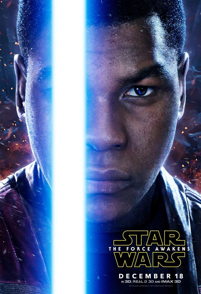 Finn - The Force Awakens