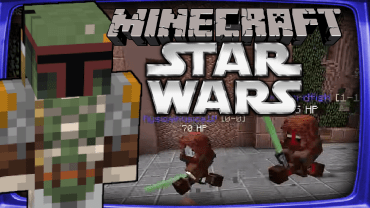 Let's Play Minecraft - Star Wars