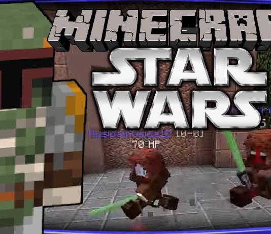 Let's Play Minecraft - Star Wars